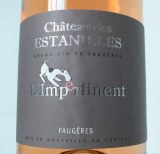 L'Impertinent rosé 2015