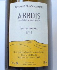 Chardonnay Guille Bouton 2014