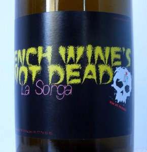 French Wine's Not Dead blanc 2013