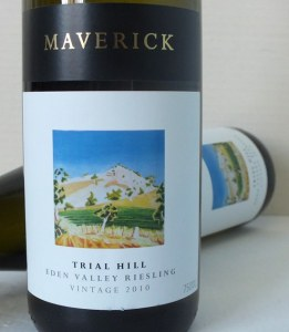 Riesling Trial Hill 2010