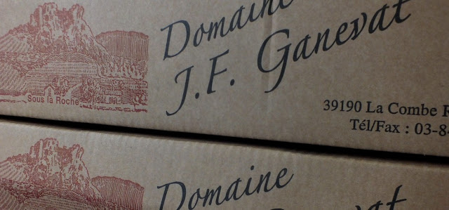 Vintage 2015 Ganevat available + 2016/2017 Ganevat Negoce - DELIVERY MID-FEBRUARY