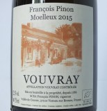 Vouvray moelleux 2015