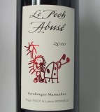 Abusé rouge 2009