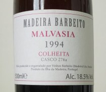 Malvasia 1994 Single Cask 276 A