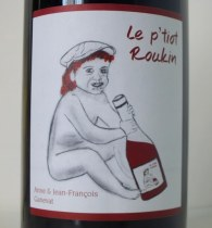 Le p'tiot Roukin lot L15.08 MAGNUM - 1 bottle max