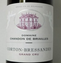 Corton Grand Cru Les Bressandes red 2017