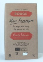 Plaisance rouge BIB 5L