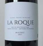 La Roque 2017 without sulphites
