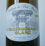 Bourgogne blanc Bel Avenir 2015 Zéro SO2 added