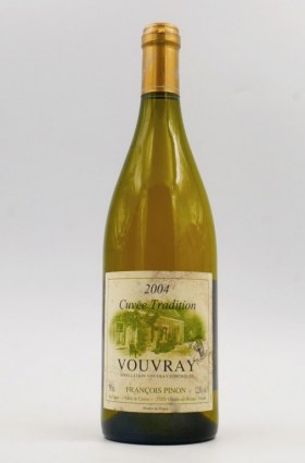 Vouvray tradition 2004