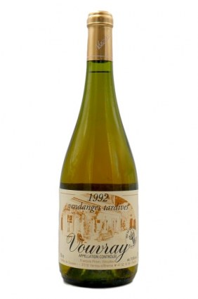 Vouvray moelleux 1992