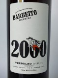 Verdelho 2000 Single Cask 4D + E