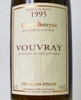 Vouvray Botrytis 1995