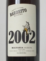 Malvasia 2002 Single Cask 260 d+e