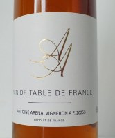 Vin de table doux A. Arena
