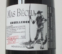 Mas Becha Excellence rouge 2017