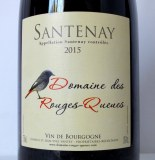 Santenay rouge 2016 Rouge-Queue