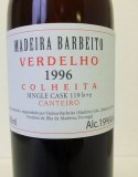 Verdelho 1996 Single Cask 119 b+e