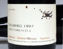 Pinot Gris Zellberg 1997-Voile