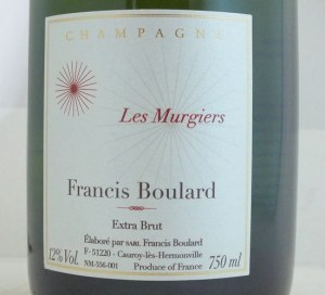 Les Murgiers 2014 Extra Brut