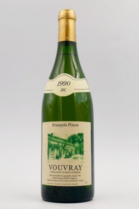 Vouvray sec 1990