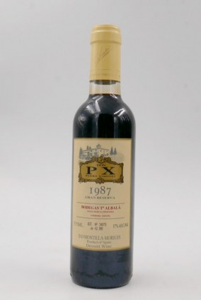 Don PX Gran Reserva 1987 - bout 37.50cl
