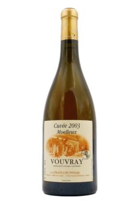 Vouvray moelleux 2003